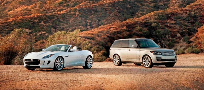 Jaguar Land Rover vende un 30% más