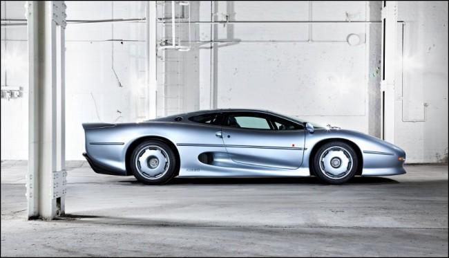 Coches de leyenda: Jaguar XJ220