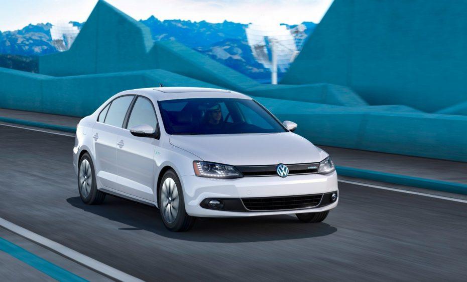 Nuevo Volkswagen Jetta Hybrid