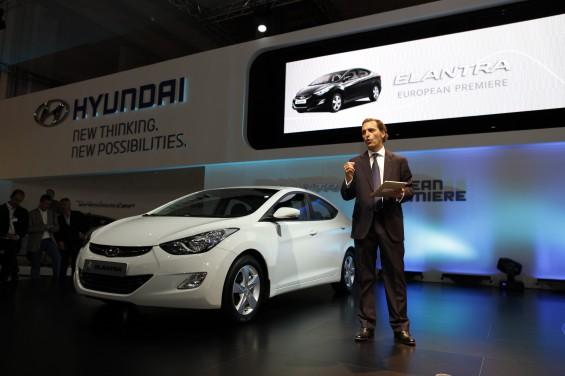 El nuevo Hyundai Elantra, un coreano de lo más moderno