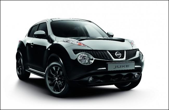 """""""Kuro"""", el Nissan Juke de etiqueta"""