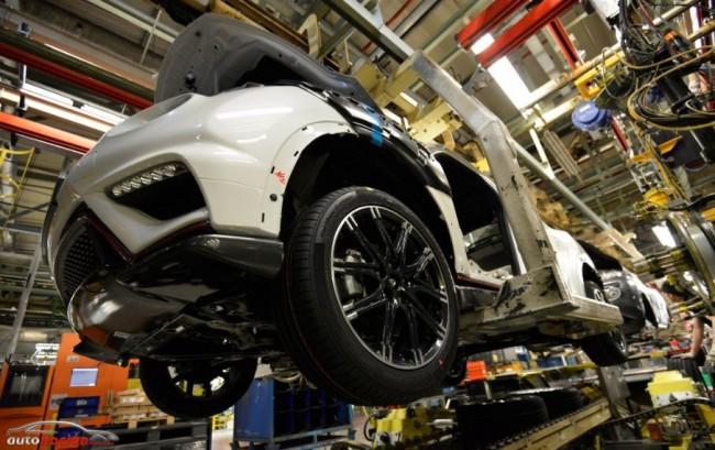 Nissan Juke Nismo: Empieza la producción en Sunderland
