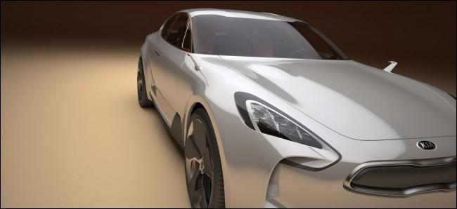 Poderoso, dinámico y con visión de futuro: Nuevo Concept Car de Kia
