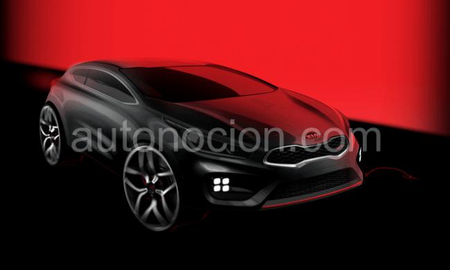 Kia pro cee'd GT y cee'd GT para 2013