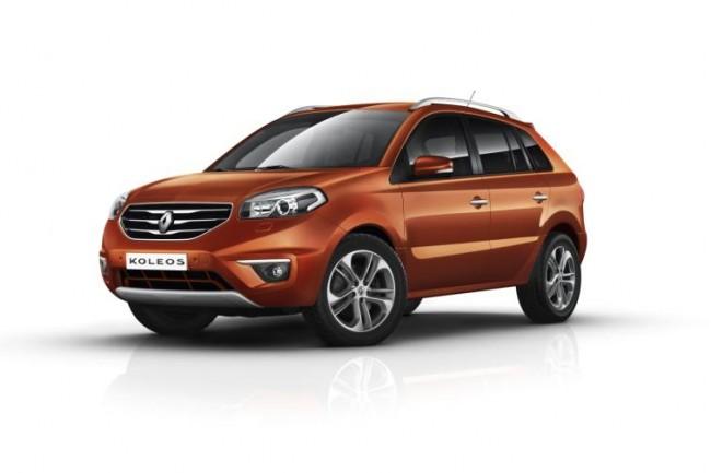 El nuevo crossover de Renault: Koleos