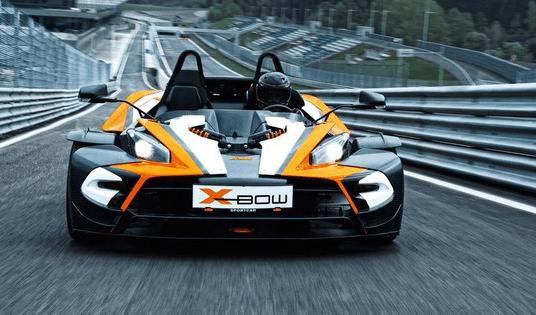 KTM X-BOW RR's logra los 7:25 en Nürburgring