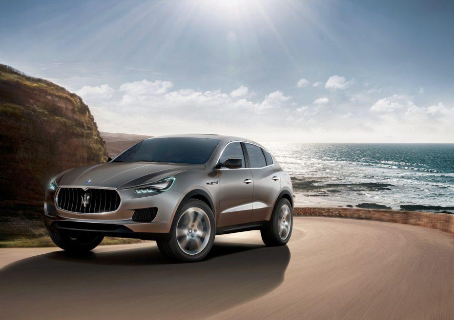 Maserati Kubang, el nuevo SUV italiano
