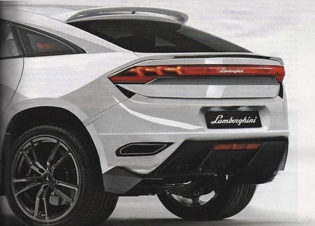 ¿Se hará realidad el Lamborghini Deimos?