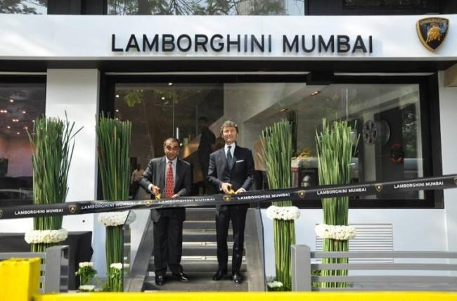 Lamborghini se hace hueco en la India