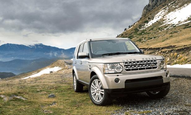 Tercera edición del Land Rover Discovery Challenge