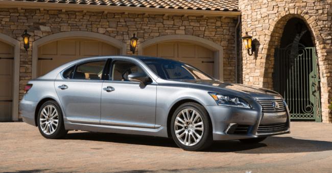 Lexus LS 600h: Como en un hotel de 7 estrellas