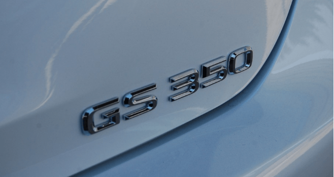 Llamada a revisión del Lexus GS 350