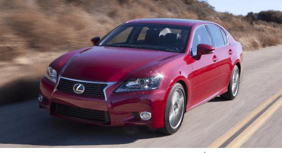 Arranca la producción del Lexus GS450h
