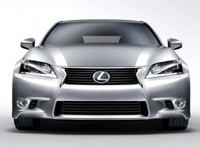 Nuevo Lexus GS450 Híbrido para 2013