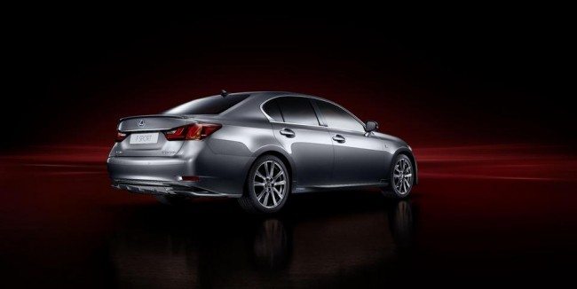 La versión F del Lexus GS