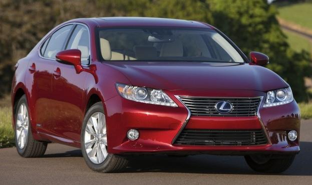Lexus no esconde el ES 350 y el ES 300h