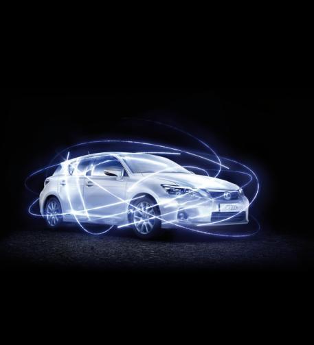 Lexus lanza el sistema de protección basado en la tecnología de la NASA