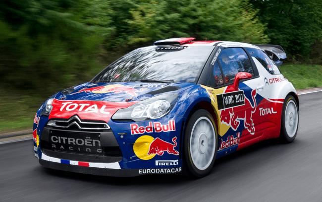 Los cuatro rallies de Loeb en 2013