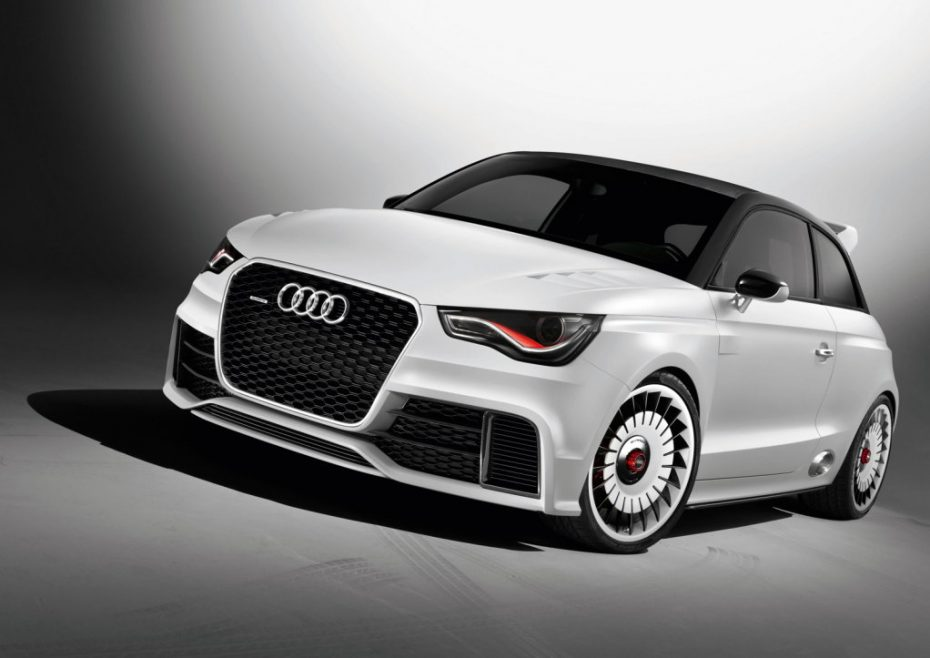 Superdeportivito de Audi: A1 Clubsport Quattro