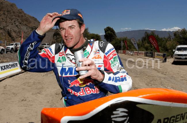Marc Coma falta a su cita con el Dakar 2013