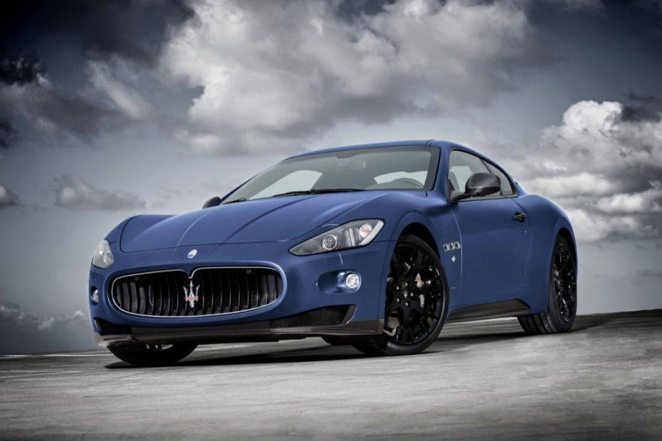 El orgullo italiano: Maserati Gran Turismo S Centocinquantenario