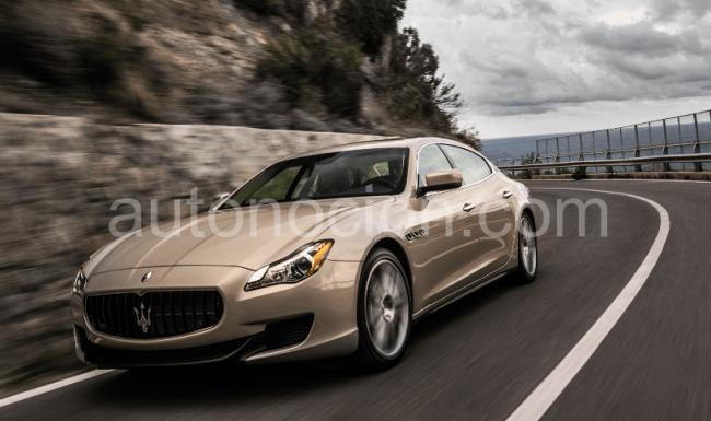 Más lujo, potencia y ecología para la sexta generación del Maserati Quattroporte
