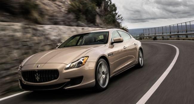 Maserati cierra el 2012 con un crecimiento del 2,2%