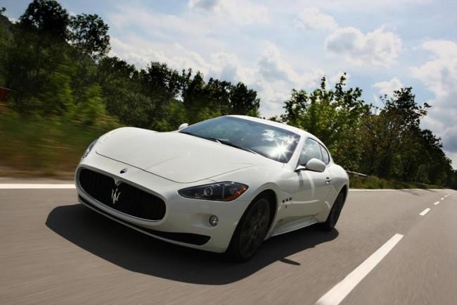 El paquete Sport del Maserati GranCabrio ahora disponible en el GranTurismo