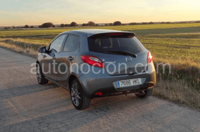 Prueba de un Mazda 2 muy especial: Iruka 1.3 litros 5 puertas (Parte II)