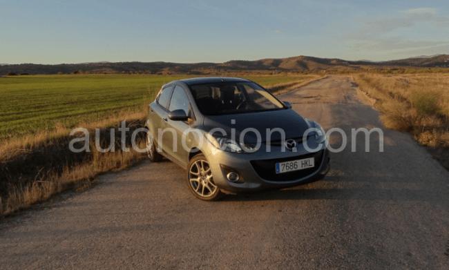 Prueba de un Mazda 2 muy especial: Iruka 1.3 litros 5 puertas (Parte I)