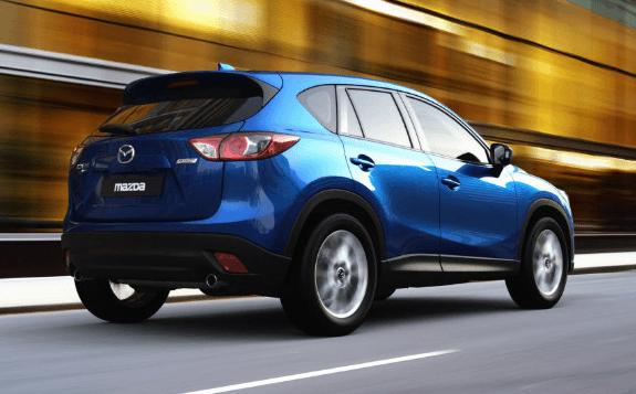 Mazda CX-5, máxima seguridad