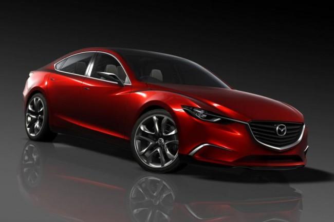 Las sorpresitas de Mazda en el Motor Show de Tokio 2011