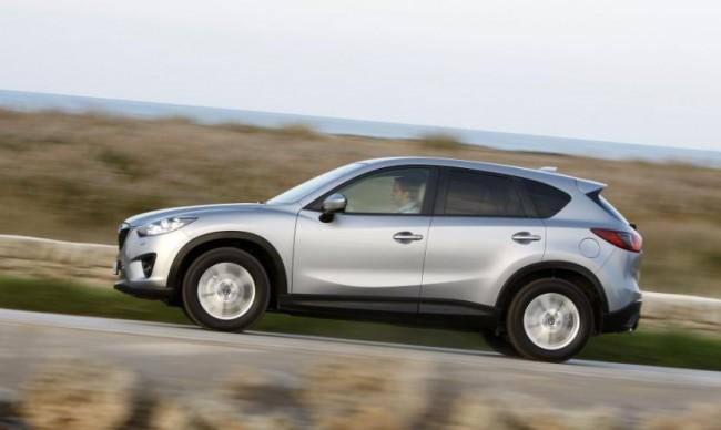 El Mazda más eficiente: CX-5 SKYACTIV