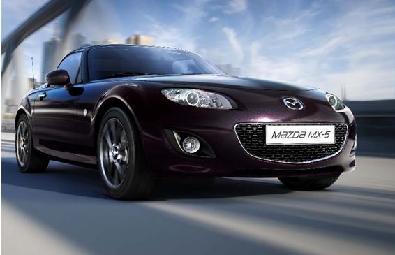 Mazda MX-5 Sport-Tech