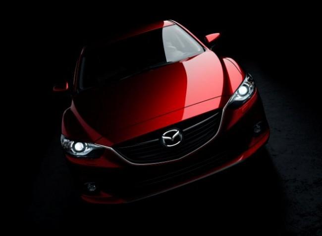El nuevo Mazda 6 Sedán se estrena en el Salón de Moscú 2012