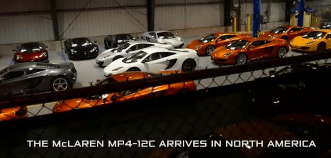 El desembarco de Normandía, en Baltimore y a lo McLaren