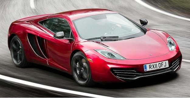 ¿Y si alquilamos un McLaren MP4-12C en Reino Unido?