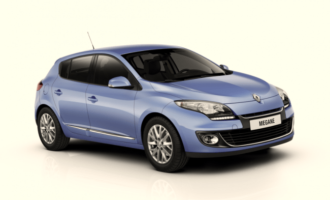 El Megane es el coche más elegido por los españoles