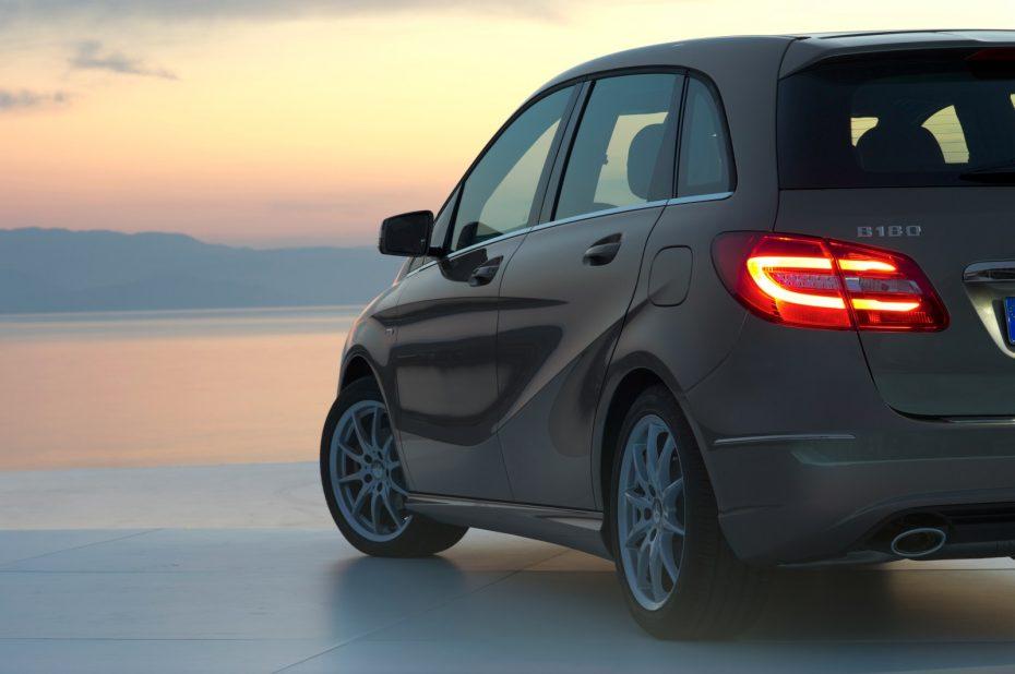 Más fotos y precio de la nueva Clase B de Mercedes-Benz