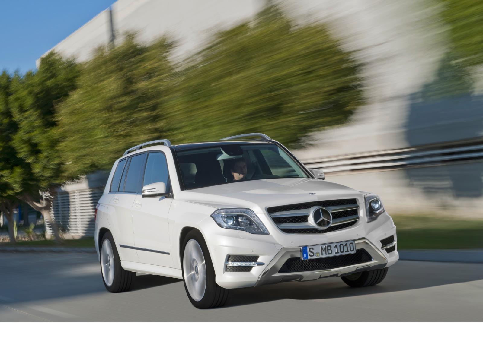 Llega el restyling para un SUV incomprendido, nuevo Mercedes-Benz GLK
