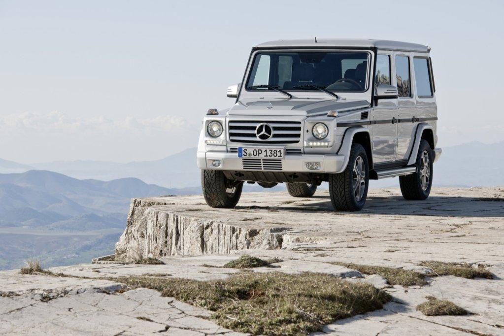 El Mercedes-Benz G se renueva después de 33 años