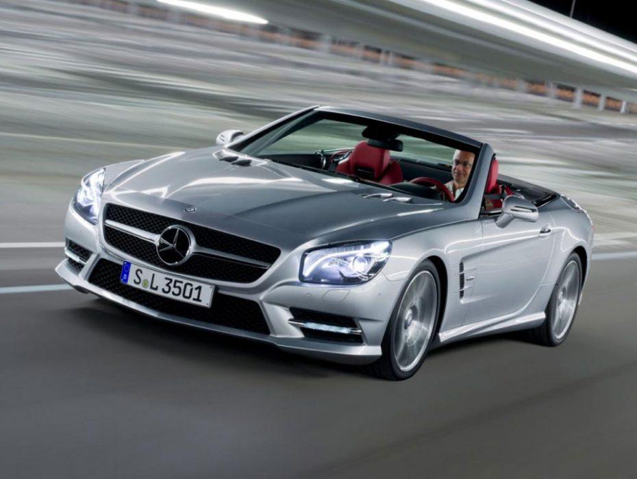 Nuevo Mercedes-Benz SL 2012