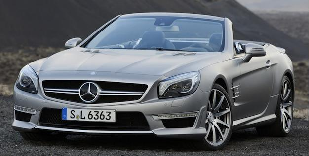 Un vistazo al Mercedes-Benz SL63AMG