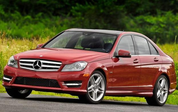 Novedades en la clase C de Mercedes-Benz