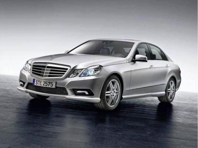 Mercedes Clase E Superlight: el futuro está llegando