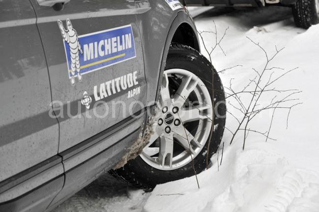 Michelin fomenta la seguridad vial en invierno