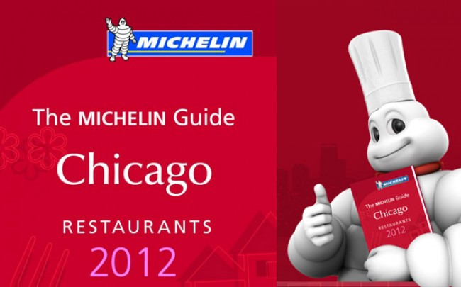 La guía MICHELIN Chicago 2012