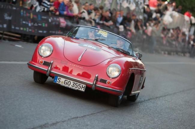 El grupo Volkswagen, protagonista en la Mille Miglia 2012
