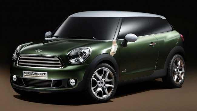 Mini Countryman Coupé para 2013