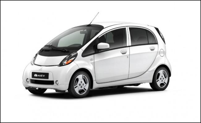 Mitsubishi en el Salón del Automóvil EcoVelocity